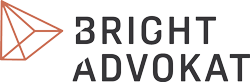 Bright Advokat Logotyp